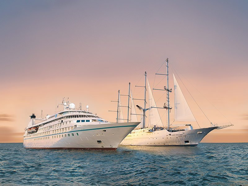 Flota Windstar renovada