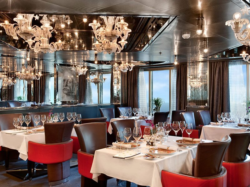 Restaurante Nieuw Amsterdam