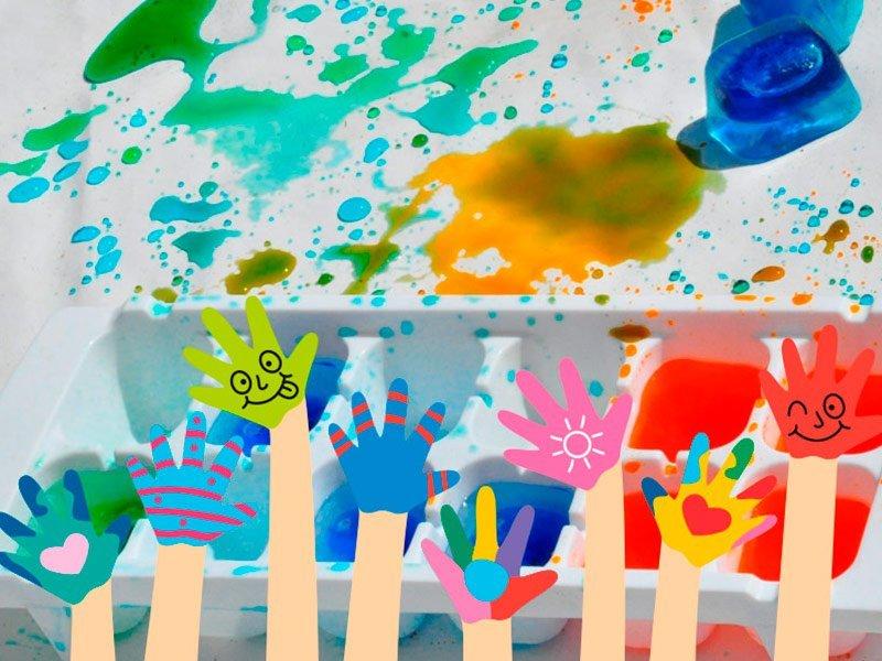 Crayones de Hielo - Princess