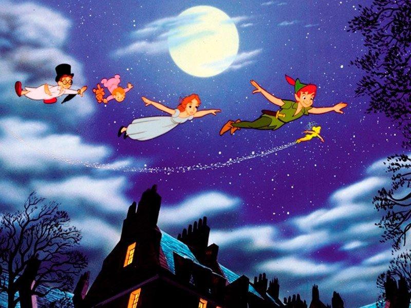 Peter Pan - Audiocuentos