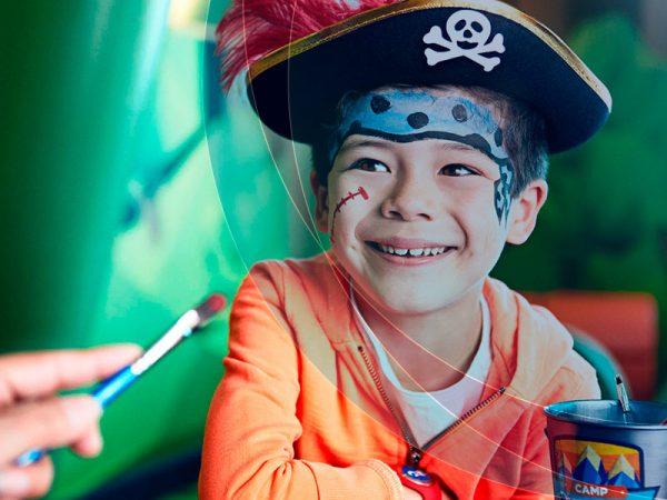 Conexión Discover - Centro de niños
