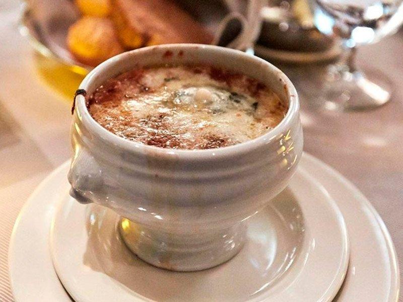 Sopa de Cebollas - Princess