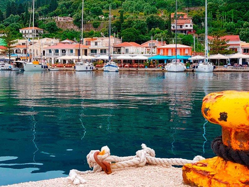 Guía de Argostoli, Grecia