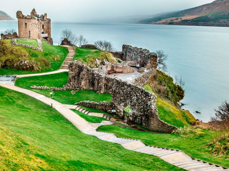 Guía de Inverness, Escocia