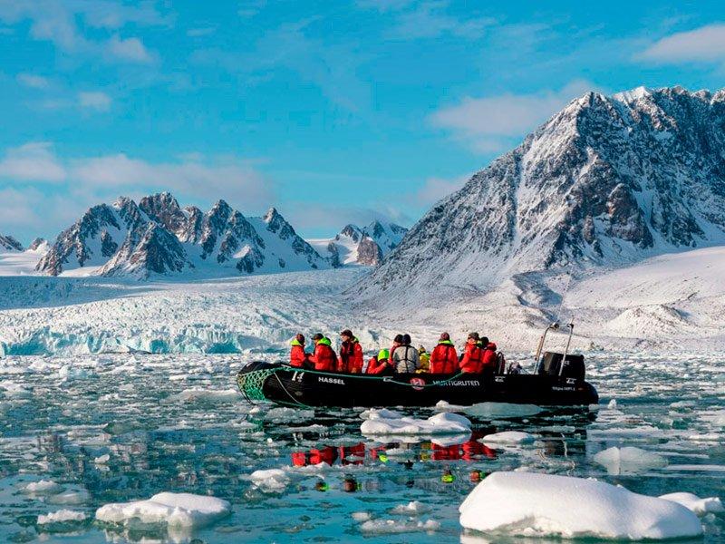 Guía de Svalbard, Noruega