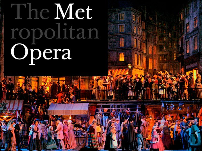 Met Opera New York