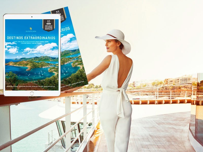 Seabourn - E-brochure