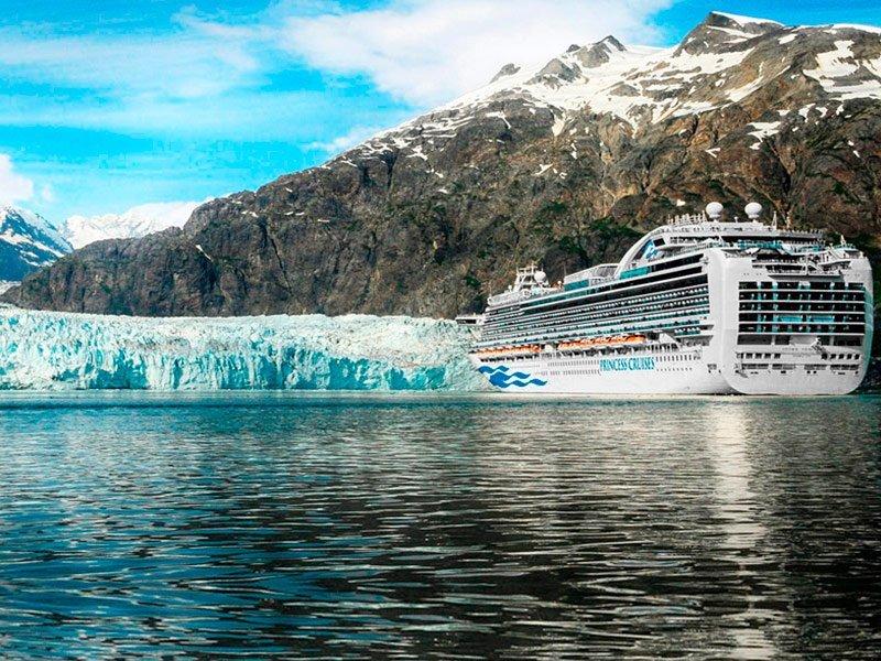 Cruceros en Patagonia Princess