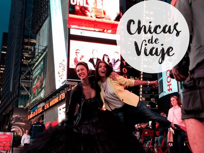 Julieta Pink y Chicas de New York