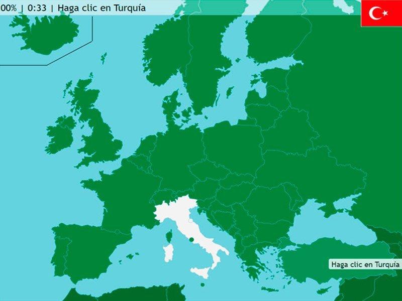 Trivia geográfica