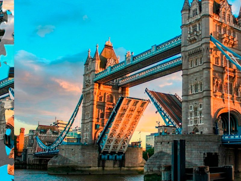 Rompecabezas Londres