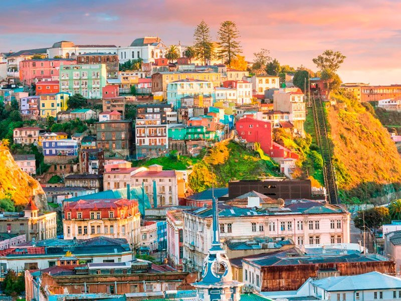 Chile e Isla de Pascua