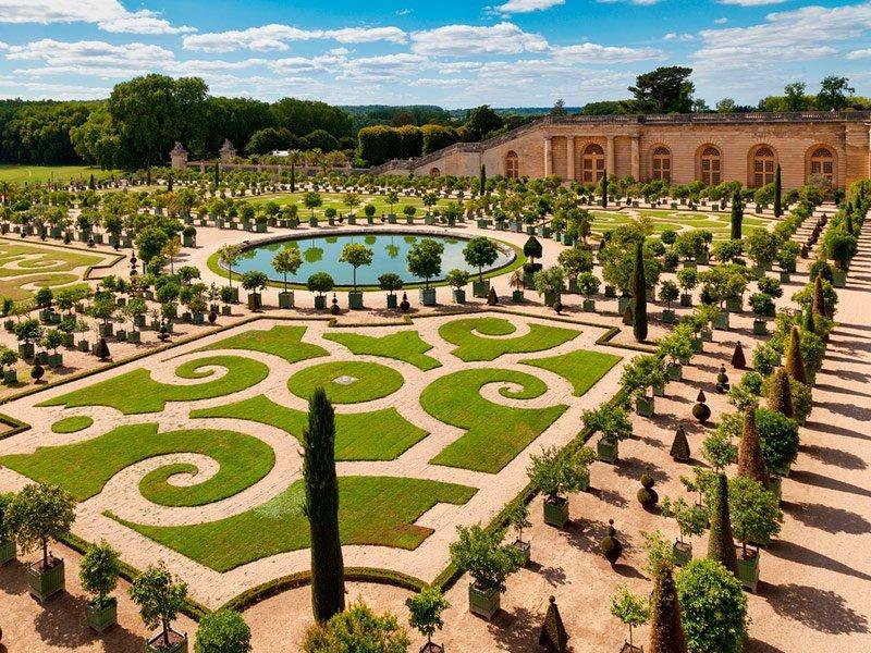 Jardines Europeos