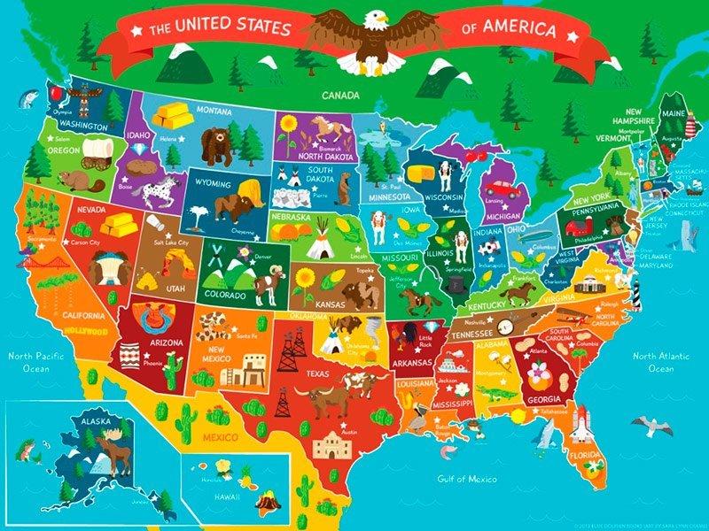 Trivia: Estados Unidos