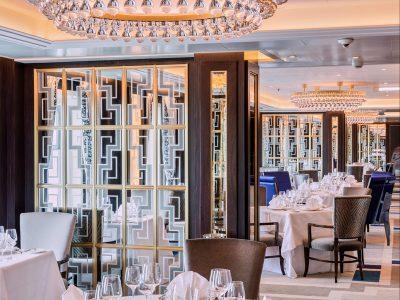 Britannia Club Resto - Cunard