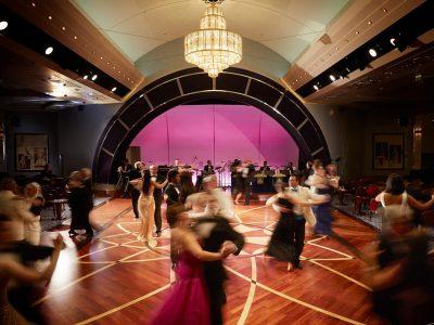 QV - Salón de Baile - Cunard