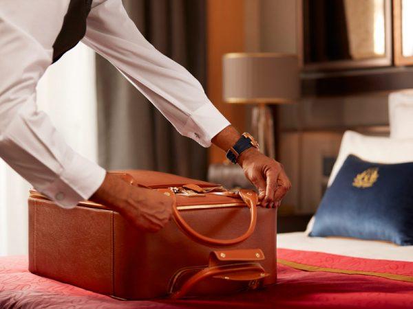 Servicio en Suite - Cunard
