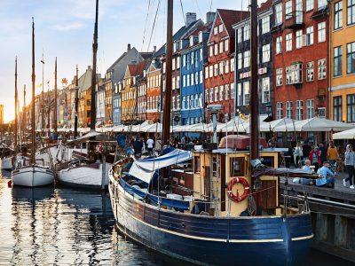 Copenhagen, Mar Báltico