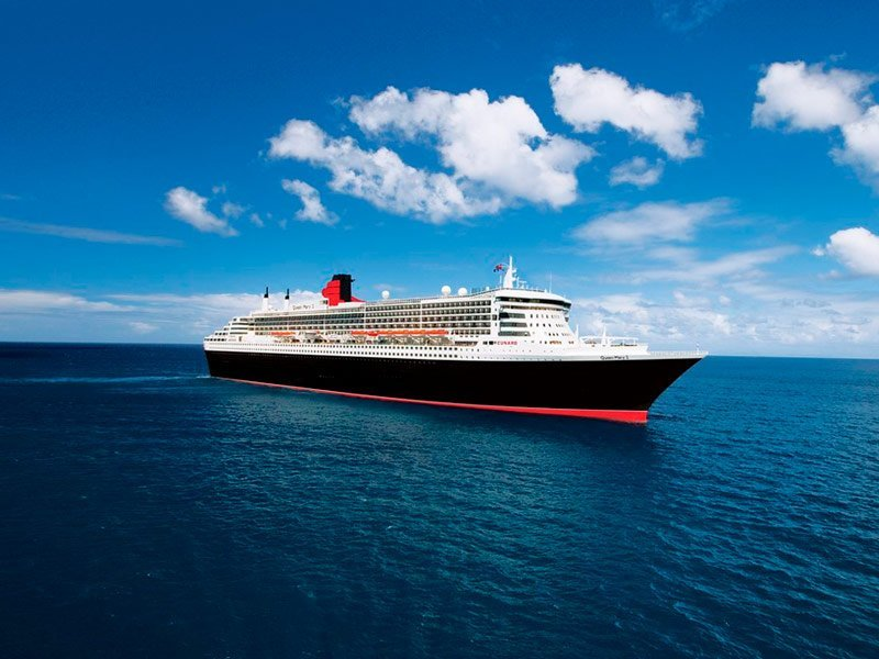 Vuelta al Mundo - Cunard