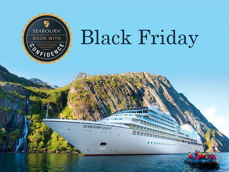 Black Friday Seabourn