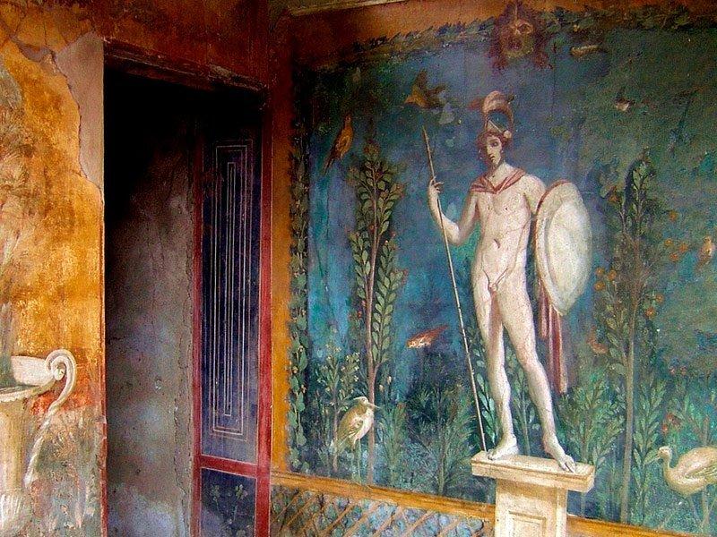 Las casas de Pompeya