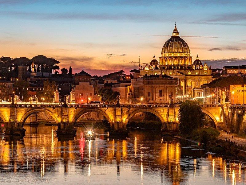 Roma a Civitavecchia