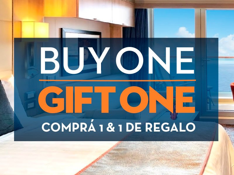 Holland America - Get One Gift One
