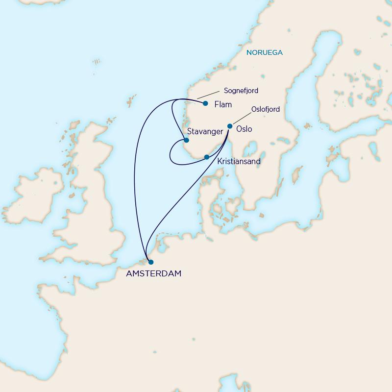 Saga Vikinga - Holland America