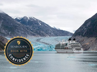 Seabourn Odyssey en Alaska