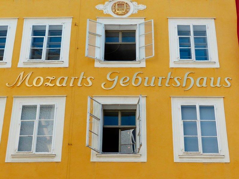 Visitas virtuales de Mozart