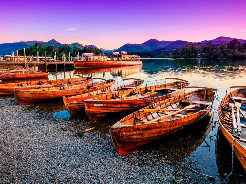 Lake District, Inglaterra