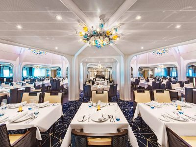 The Restaurante - Seabourn Ovation y Encore