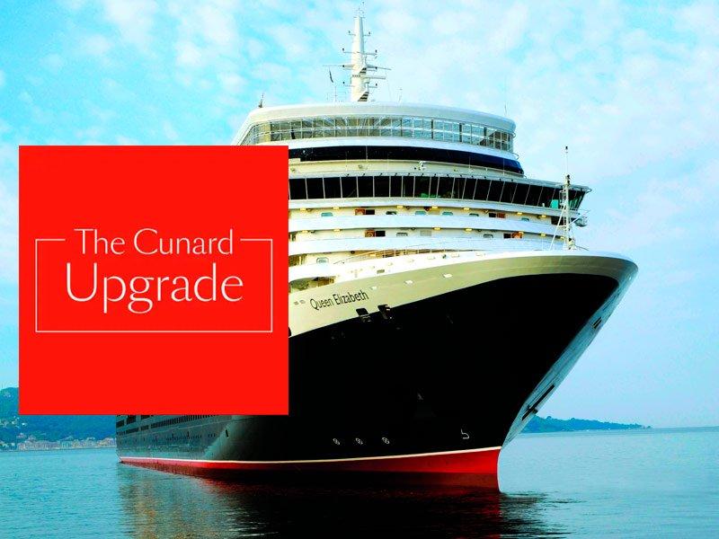 Cunard Upgrade
