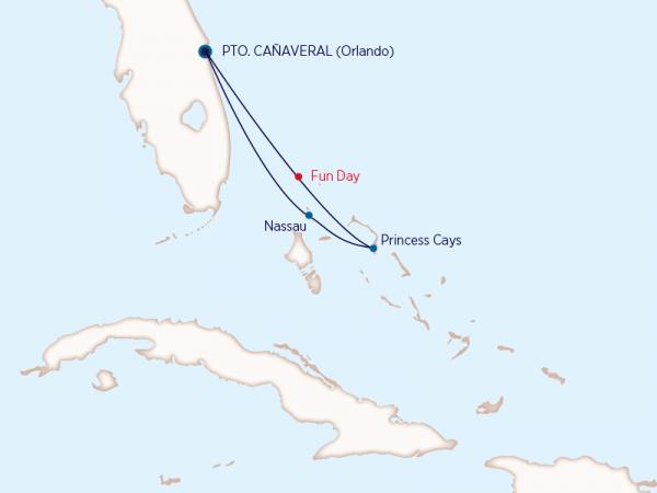 Carnival - Caribe - 4 noches Bahamas desde Orlando