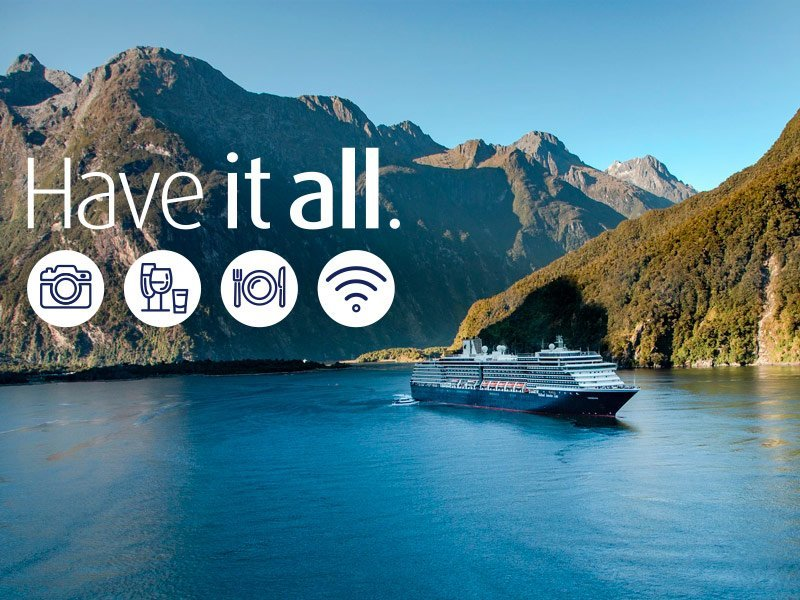 Holland America Have it All