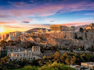 Acrópolis de Atenas, Grecia
