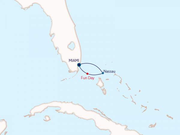 Bahamas desde Miami- 3 noches