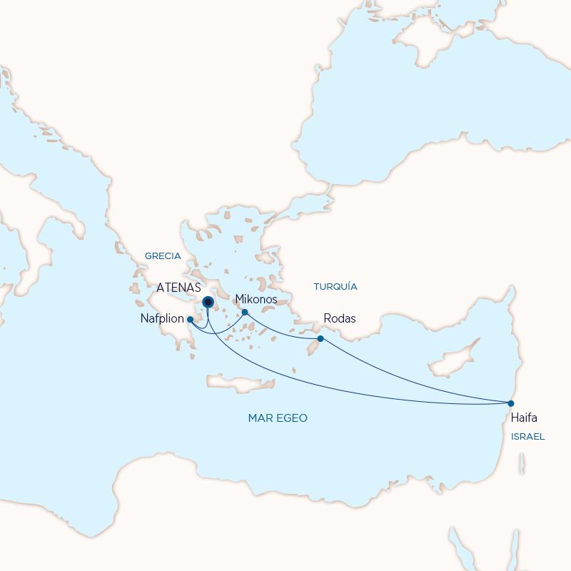 Grecia con Holland - 2021