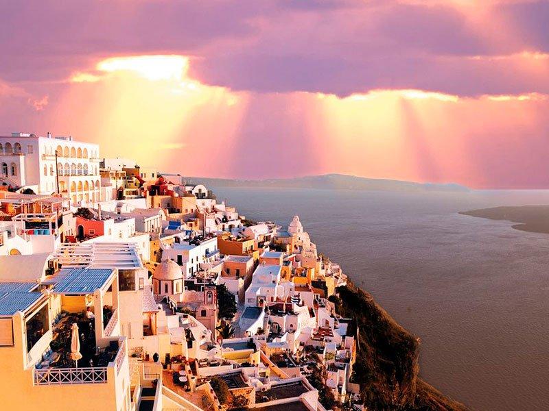 Seabourn en Grecia