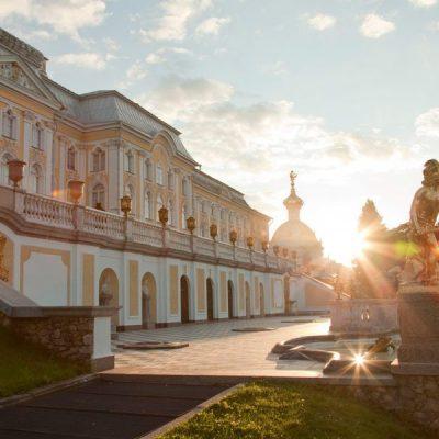 Peterhof desde San Petersburgo