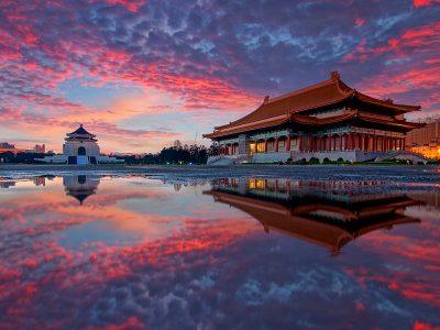 Taipei. Cruceros en Asia