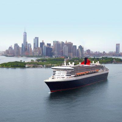 Porqué un transatlántico de Cunard