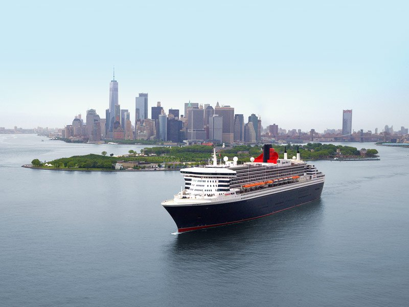 Transatlánticos de Cunard
