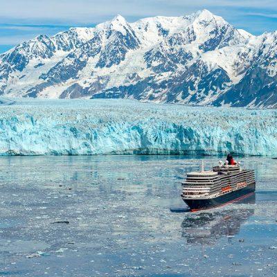 Diez razones para viajar a Alaska con Cunard