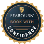 Book with Confidence Seabourn